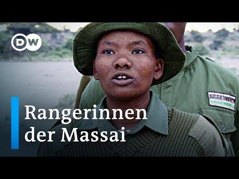 Kenia: Die Rangerinnen der Massai im Amboseli-Nationa ...