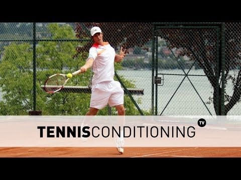 How to Improve Agility & Footwork in 4 Minutes | Tennis Conditioning