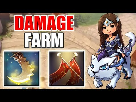 Damage Gain + Agility Steal [Duel + Essence Shift] Dota 2 Ability Draft