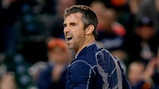 Tigers Manager Brad Ausmus Goes Off On Ump, Mic Catches Him Cussing on Live TV by Obsev Sports