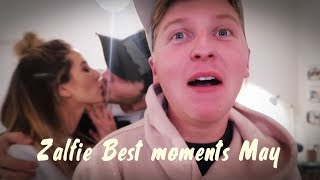 Video ZALFIE Best moments May MP3, 3GP, MP4, WEBM, AVI, FLV April 2018