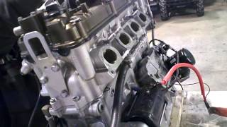10. 2008 Kawasaki STX 15F Engine Compression Test LOT 2611A