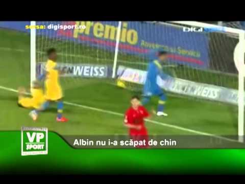 Albin nu i-a scăpat de chin