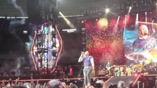"""Coldplay LIVE Paris - Intro + """"A Head Full Of Dreams"""" - Stade de France July 15th 2017."""