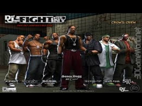 PSP | Descargar Def Jam Fight for NY The Takeover | Mega | Español | 2013