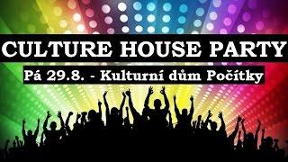 Video Culture House Party - 29.8. Počítky