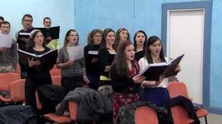 Corul – Tot mai sus se înaltă cântarea