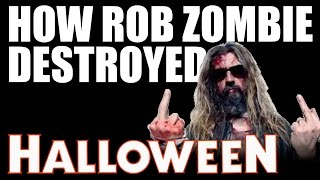 Video (Documentary) How Rob Zombie Destroyed the Halloween Franchise MP3, 3GP, MP4, WEBM, AVI, FLV Oktober 2018