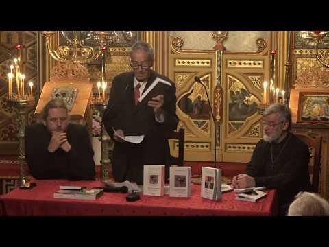 27 septembrie 2019: Lansare de carte dl Mircea Caracas