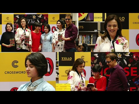 UNCUT - Zuni Chopra Launch Her Book The House That Spoke With Zaira Waseem
