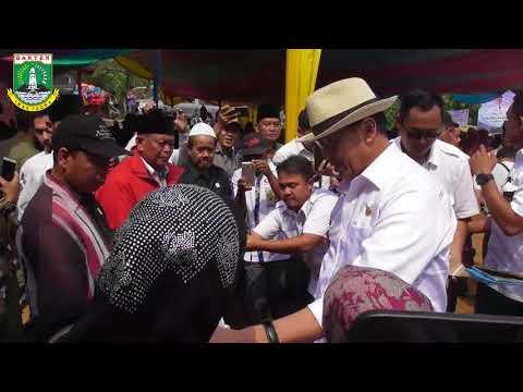 Pembangunan RTLH Kampung Cibeurih, Desa Margaluyu Kec. Sajira Kab Lebak