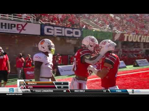 Utah dominates Idaho State in final non-conference game