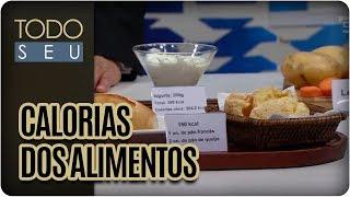 """O endocrinologista Filippo Pedrinola fala sobre as calorias dos alimentos: qual a função que exercem no organismo , como calcular a quantidade ideal de ingestão diária e os mitos que existem sobre os chamados alimentos com """"zero caloria"""". Continue assistindo mais vídeos do príncipe:Site - http://tvgazeta.com.br/todoseuTwitter - http://twitter.com/todoseuFacebook - http://facebook.com/ProgramaTodoSeuInstagram - http://instagram.com/ProgramaTodoSeu"""