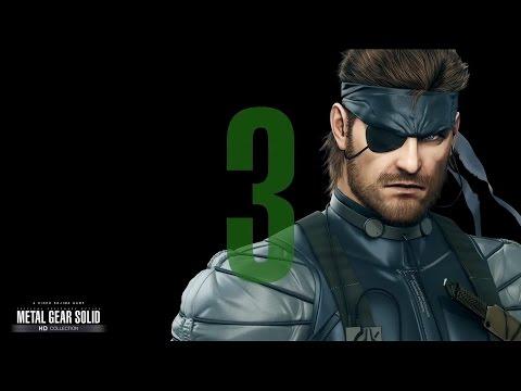 Metal Gear Solid 3 Snake Eater Часть 1 - Русские субтитры от пользователя M0ntana2008 - Let's play