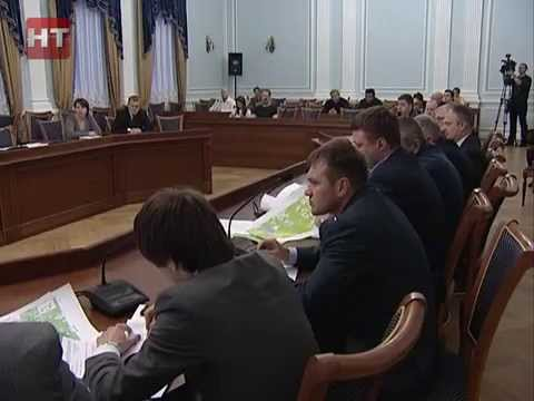 Вице-губернатор Александр Смирнов провел очередное совещание по вопросам строительства автотрассы  М-11