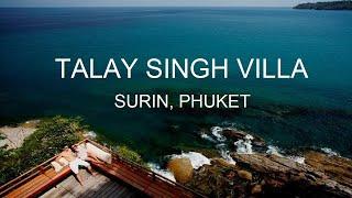 Exclusive Villa 422 In Surin Phuket Thailand Villa Talay Singh Luxury Villa Rentals