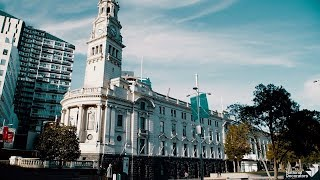 Auckland Town Hall Maintenance Upgrade