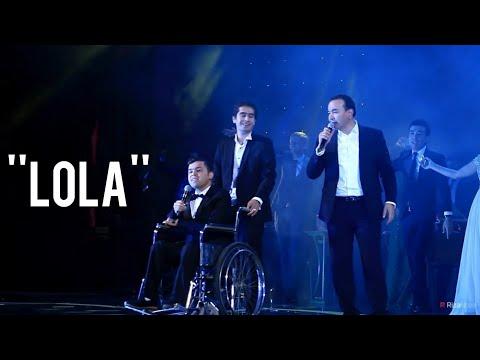 ''Lola'' Ustoz Ozodbek Nazarbekov bilan bitta sahnada | Davron Temirov