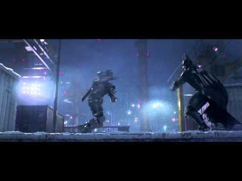 Batman Arkham Origins - Teaser Tráiler Oficial