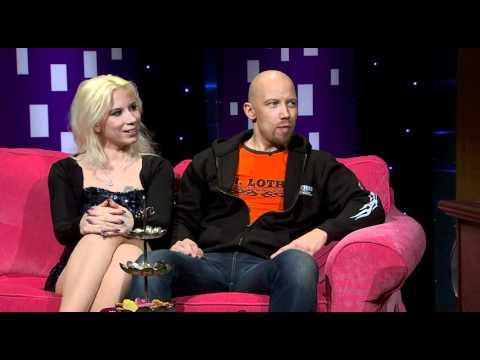 Tuomas Enbuske Talk Show - Jakso 38 - Vieraana Mr. Lothar ja Susan Silver tekijä: tvviisi