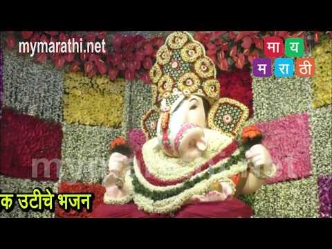'दगडूशेठ' मंदिरात मोगरा महोत्सव..(व्हिडीओ)
