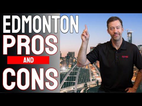 Edmonton Pros and Cons | Living in Edmonton | Moving to Edmonton