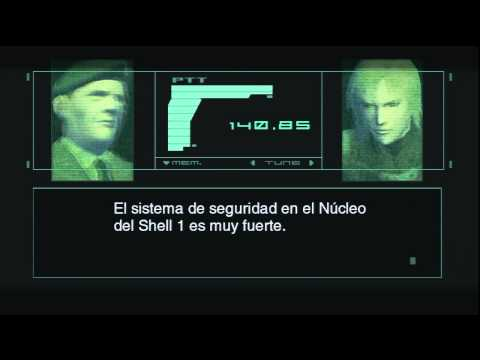Metal Gear Solid 2 HD Collection Secrets: Fun in the Bathroom