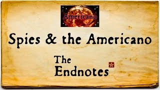 We're starting a new series: The Endnotes! Adding a little extra info to our main videos. In this one, the connection between spies and the Americano cocktail.The main video: The History of the Americano https://youtu.be/uvFhs5jwuC4Image credits: https://commons.wikimedia.org/wiki/File:Americano_cocktail_at_Nightwood_Restaurant.jpghttps://en.wikipedia.org/wiki/File:Ashenden%E2%80%94first_edition_cover.jpghttps://en.wikipedia.org/wiki/File:Maugham_retouched.jpg 1874-1965https://pixabay.com/en/james-bond-agent-black-suit-bow-tie-2026107/https://en.wikipedia.org/wiki/File:Ian_Fleming.jpghttps://en.wikipedia.org/wiki/File:CasinoRoyaleCover.jpghttps://en.wikipedia.org/wiki/File:Negroni_served_in_Vancouver_BC.jpgThank you to all our Patreon supporters! Please check out our Patreon: https://www.patreon.com/TheEndlessKnotEndless Knot merchandise can be found in our store: http://www.cafepress.ca/endlessknotSources: http://www.alliterative.net/americanoWebsite: http://www.alliterative.net/Blog: http://www.alliterative.net/blogTwitter: https://twitter.com/alliterativeFacebook: https://www.facebook.com/alliterativeendlessknotGoogle Plus: https://plus.google.com/115113245513532543153/aboutTumbler: http://alliterative-endlessknot.tumblr.com/SoundCloud: https://soundcloud.com/alliterativePodcast: http://www.alliterative.net/podcast or https://itunes.apple.com/ca/podcast/endless-knot-podcast-endless/id1016322923?mt=2Click here to sign up for our video email list, to be notified when new videos are posted: http://eepurl.com/6YuJvClick here to sign up for our podcast email list, to be notified when new podcast episodes go up: http://eepurl.com/btmBZTTranscript:Welcome to a new Endless Knot series: the Endnotes! You see, when I do research for my videos, I always end up with intriguing bits of material that doesn't fit into the story I'm telling, or that I cut to stop the videos from getting too long. Up until now I've put some of those bits into the blog posts I write to accompany e