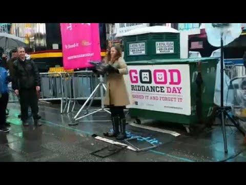 «Hμέρα Καλής Απαλλαγής» στη Νέα Υόρκη
