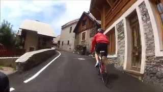 Villard Reculas France  City pictures : Alpe d'Huez to Allemont via Villard Reculas - TdF 2015