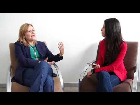 Entrevista Kátia Roldi | Presidente da RCC Brasil | Congresso Estadual 2017