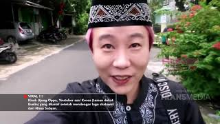 Download Video RUMPI - Youtuber Korea Selatan, Ujung Oppa Mualaf (19/4/19) Part 1 MP3 3GP MP4