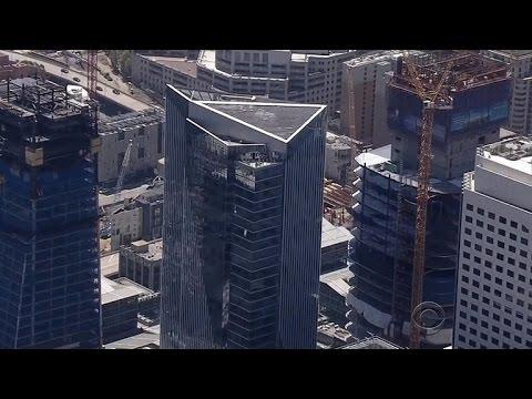 המגדל הנטוי של סן פרנסיסקו ממשיך לשקוע – ובעלי הדירות מפסידים מיליונים