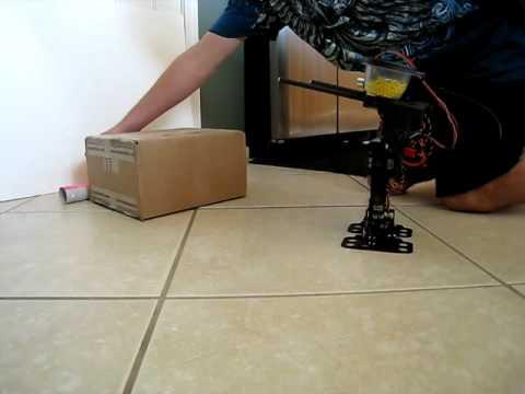 Autonomous BB-Shooting Mini Mech Is Too Violent For Its Own Good