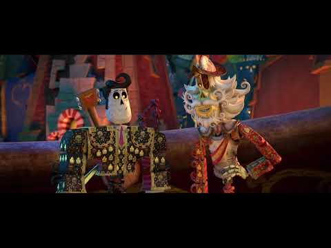 "Placido Domingo in film ""The Book of Life"" 2014【Full HD】"