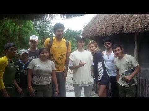 Μεξικό: Απομάκρυναν τον Τζάστιν Μπίμπερ από αρχαιολογικό χώρο