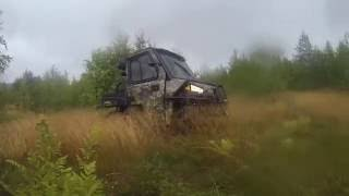 4. Testing Polaris Ranger Camo Hunter Edition ULTRATEC WORLD