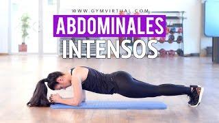 5 MINUTOS DE ABDOMINALES INTENSOS