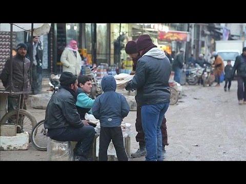 Συγκρατημένα αισιόδοξοι οι Σύροι για την εκεχειρία