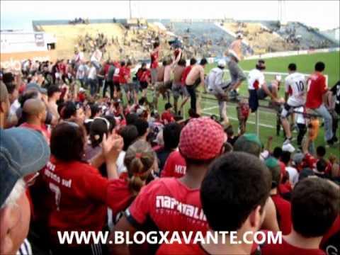 Pelotas 1x2 G.E.Brasil - COPA FGF 2011 - FESTA DA TORCIDA XAVANTE - 09/10/2011 - Xavante - Brasil de Pelotas