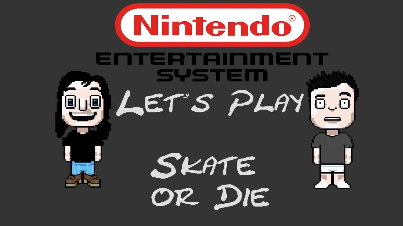 Spiele-Ma-Mo: Skate Or Die (NES)