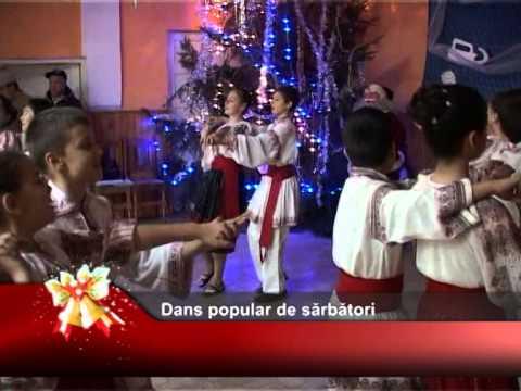 Dans popular de sărbători