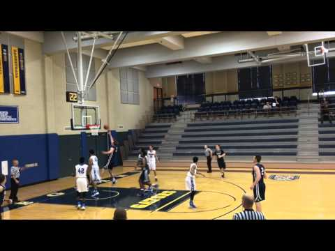 CWRU Men's Basketball Highlights from the Greg Richards Classic
