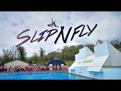 有人說跳水是世上最蠢的一種運動,不過當你試過這條極速水道,它能讓你變成超人一樣飛起來。