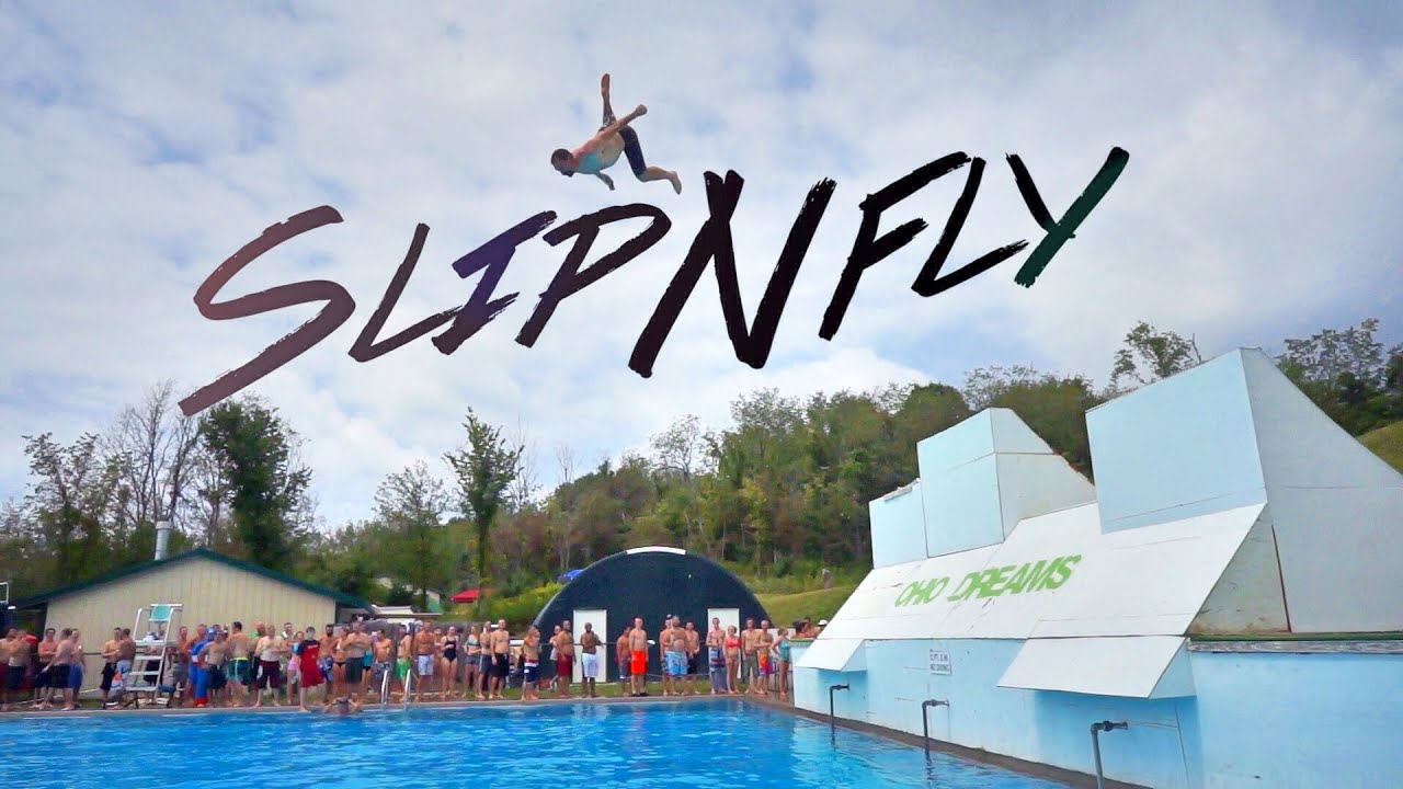 LEGENDARY SLIP N FLY!