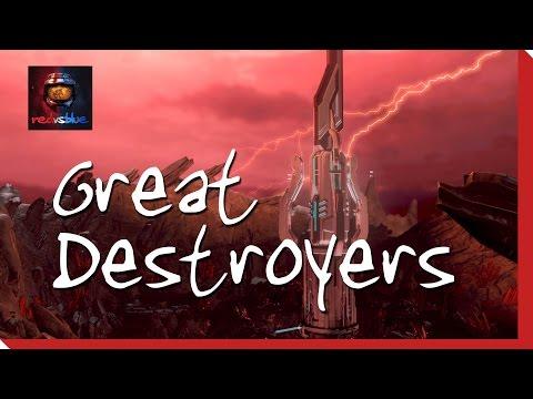 Season 13, Episode 18 - Great Destroyers | Red vs. Blue