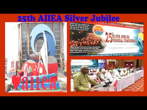 25th AIIEA Silver Jubilee All India Conference at AU Convention Center Beach Road in Visakhapatnam,Vizagvision...