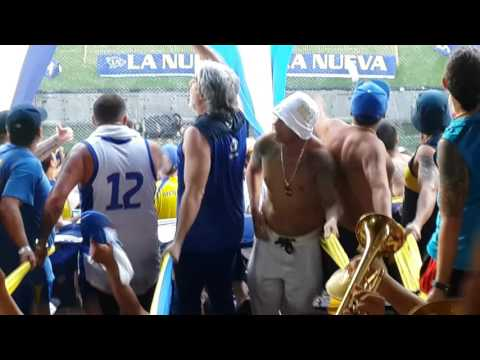 Tema nuevo de la 12 con ritmo de Enrique iglesias gol de Bou fiesta de bombos 4/12/16 - La 12 - Boca Juniors