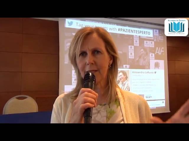 Intervista a Dominique Va Doorne  Vice Presidente Accademia dei Pazienti Onlus