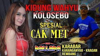 Video KIDUNG WAHYU KOLOSEBO - GARAPAN CAK MET NEW PALLAPA - IRENE GHEA - Live KARABAR MP3, 3GP, MP4, WEBM, AVI, FLV Desember 2018